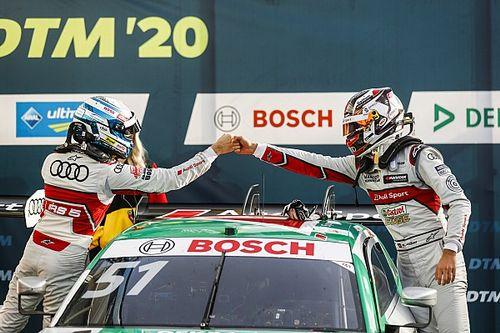 Раст стал чемпионом DTM, выиграв последнюю гонку