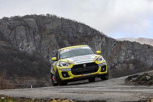 Suzuki Rally Cup, duelli aperti al 68° Rallye Sanremo