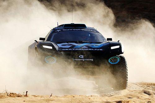 エクストリームE、サウジアラビアで行なわれた開幕戦はロズベルグ・Xレーシングが見事な勝利