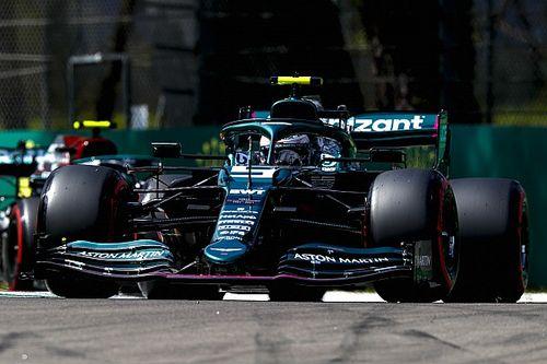 """Vettel mist nog """"laatste beetje vertrouwen"""" in F1-auto Aston Martin"""