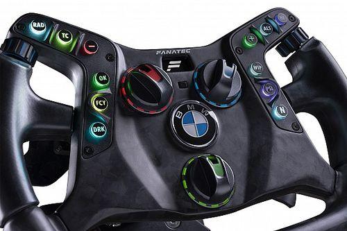 BMW et Fanatec lancent un volant compatible pour la piste et l'eSport
