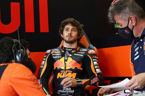 Gardner has got to MotoGP 'the hard way' – Miller