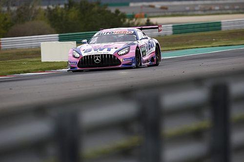 Götz blijft Albon en Lawson voor op tweede testdag op Lausitzring