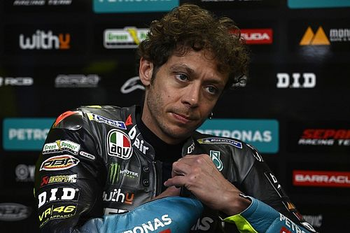 """Pour Rossi, un meilleur résultat 2021 """"qui n'a rien de spécial"""""""