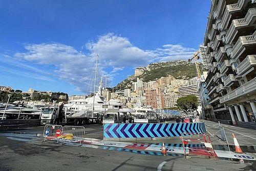 Formula E makes more changes to Monaco track layout