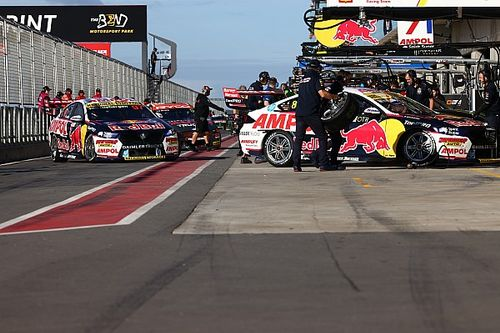 Pit tweak led to Triple Eight stop delay