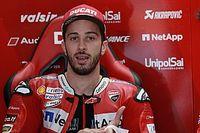 MotoGP: Dovizioso è già tornato ad allenarsi in palestra