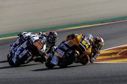 "Bendsneyder P10 in kwalificatie Aragon: ""Nu afmaken in de race"""