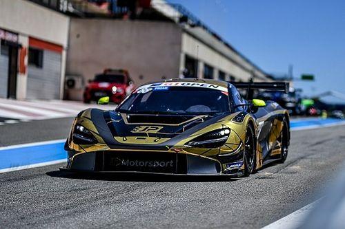 Polski McLaren najszybszy na Paul Ricard