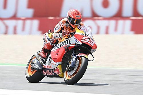 """Marquez zet nieuwe stap in zomerstop: """"Genoten van crossmotor"""""""