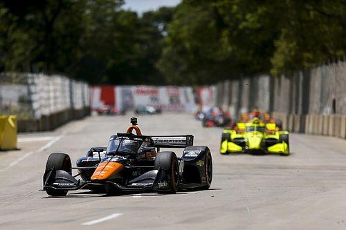 O'Ward Dedikasikan Kemenangan GP Detroit 2 untuk Rosenqvist dan Ojjeh