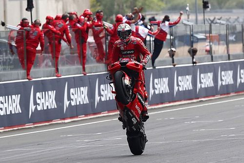 Fotogallery MotoGP: tripudio per Miller e Ducati a Le Mans