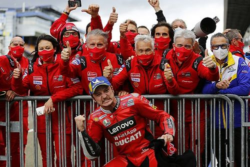 Miller si è già guadagnato il rinnovo con Ducati