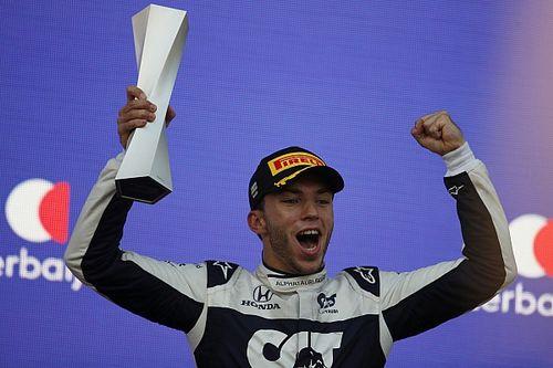Gasly es uno de los pilotos top de la F1, asegura Tost