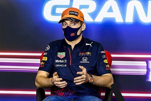 """Verstappen: """"Pist sınırları tartışmaları, ikincilikle yetinmediğimi gösteriyor"""""""
