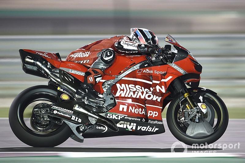 Ducati: інноваційні аеродинамічні ідеї - нові елементи біля шин