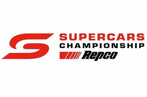 Supercars unveils new logo, hashtag