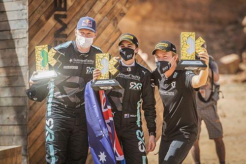 Zwycięstwo zespołu Rosberga