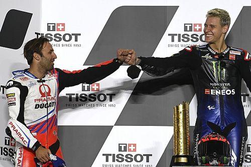 Course - Quartararo et Zarco offrent à la France son premier doublé !