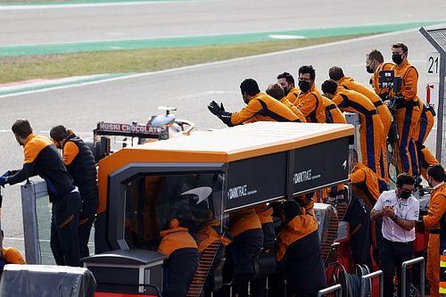 McLaren pod wrażeniem Norrisa