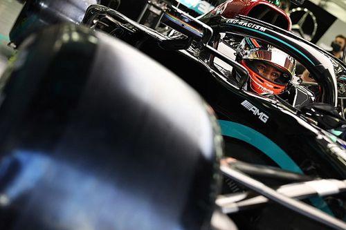 Russell realizará un test con Mercedes