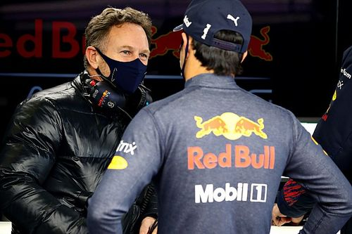 Alom tevredenheid bij Red Bull na eerste dag met RB16B