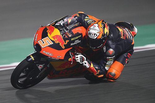 Masia opent 2021 met winst in GP van Qatar