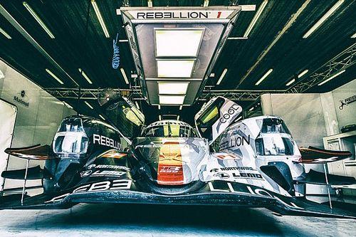 EL1 - Rebellion et ByKolles devant Toyota