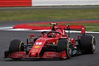 """Leclerc e Vettel: """"Lenti con gomme medie, e per noi è insolito"""""""