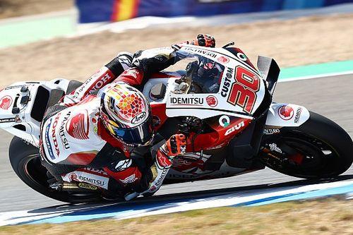 """Nakagami fait son """"puzzle"""" avec la Honda et s'inspire de Márquez"""