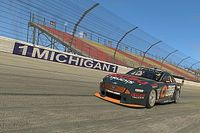 Live: Supercars Allstars ESeries op Michigan