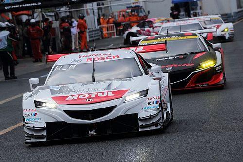 Galeri: Super GT, Okayama testi ile pistlere geri döndü