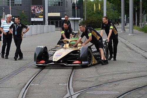 A Berna il tracciato della Formula E vandalizzato dai dimostranti!