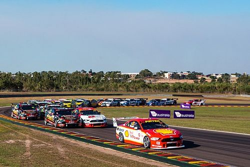Free TV for Darwin Supercars round