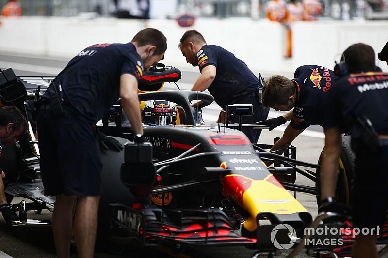 Ricciardo nehezen teszi túl magát az időmérőn, Horner Verstappent dicsérte