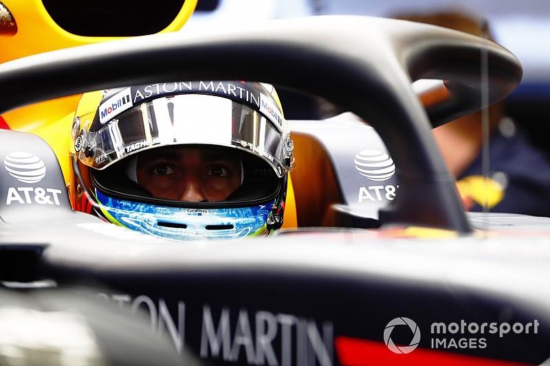 Red Bull не дозволила Ріккардо тестувати Renault у 2018 році