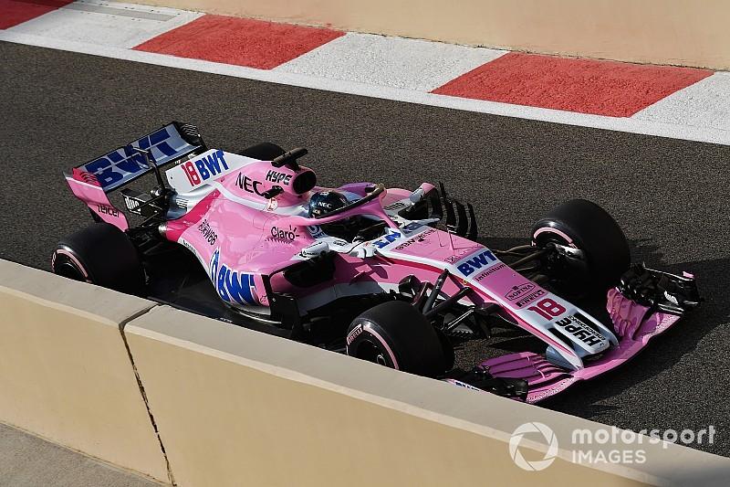 Окон: Racing Point скоротить відставання від лідерів Ф1