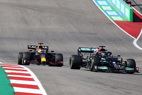 Wolff: Mercedes couldn't match Red Bull's aggressive US GP strategy