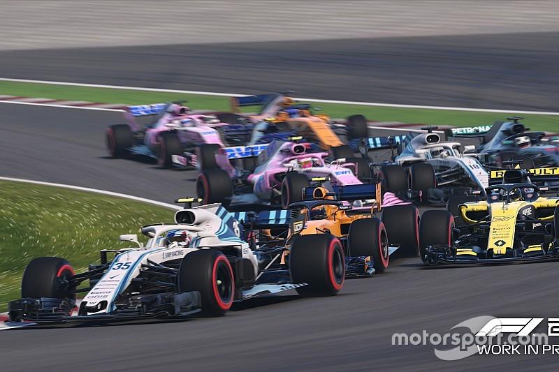 Вышел новый геймплейный трейлер F1 2018