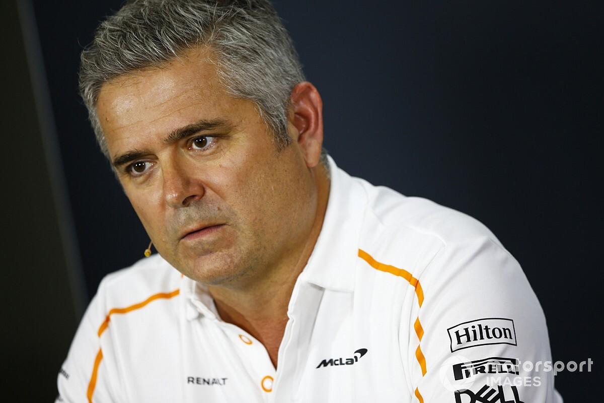 De Ferran, McLaren'in sonuçlarından dolayı kızgınlığını saklamıyor
