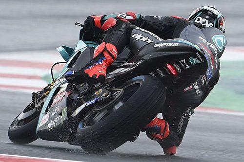 """Dovizioso, Yamaha ile ilk gününde """"tuhaf"""" hissetmiş"""