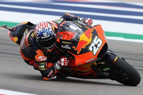 Moto2アメリカズ決勝:フェルナンデス今季7勝目。ガードナー転倒でタイトル争いは振り出しへ