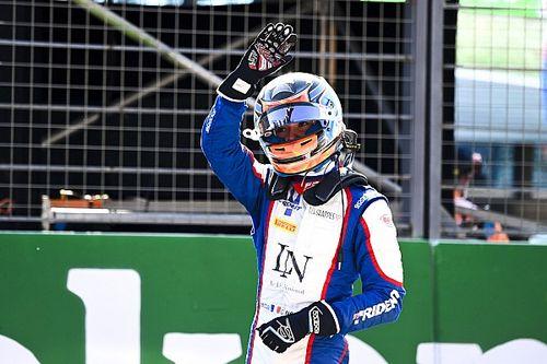 Sochi F3: Novalak beats Doohan in red-flagged qualifying