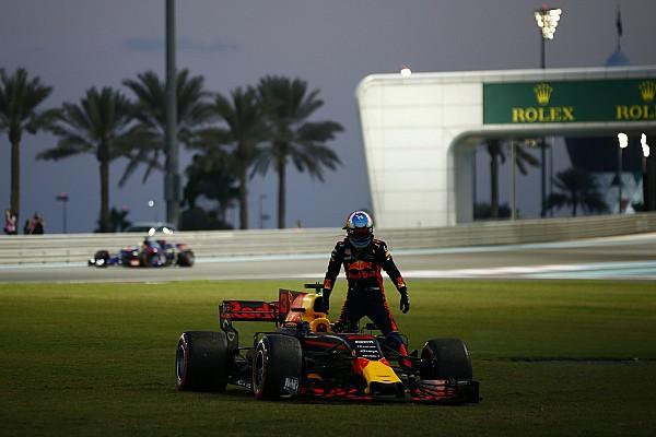 Red Bull ve excesiva su tasa de abandonos en 2017