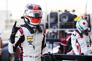 GP3 Crónica de Clasificación Russell, del Force India F1 a la pole de la GP3 en Abu Dhabi