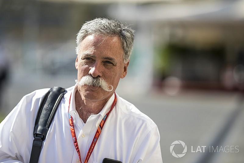 """Carey traza la meta para la F1: """"Provocar el interés de la nueva generación"""""""