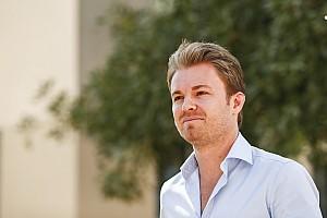 Formula E Breaking news Rosberg