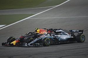 F1 突发新闻 维斯塔潘:对汉密尔顿来说要谴责年轻车手很容易