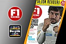 GENEL F1 Racing Nisan sayısı dijital olarak Turkcell Dergilik'te