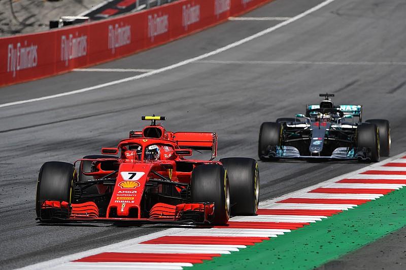 Ferrari ohne Stallorder im Glück, Vettel serviert Hamilton ab